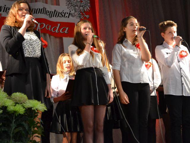 Oglądasz obraz z artykułu: Powiatowe obchody Święta Niepodległości