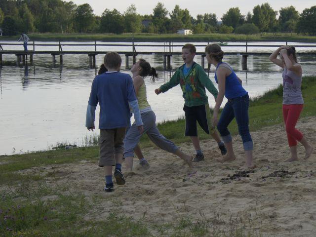 Oglądasz obraz z artykułu: Nad jeziorem Wojnowskim