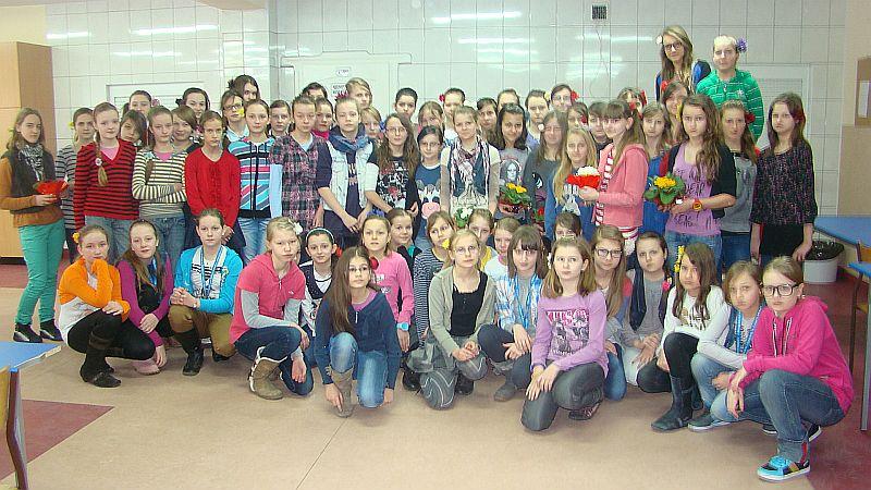 Oglądasz obraz z artykułu: 8 marca w szkole