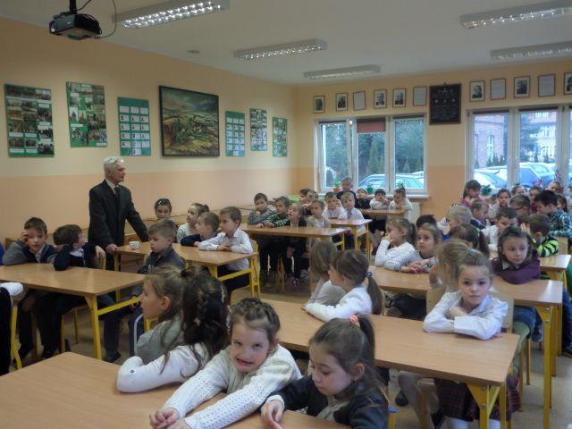 Oglądasz obraz z artykułu: Dzień Patrona Szkoły