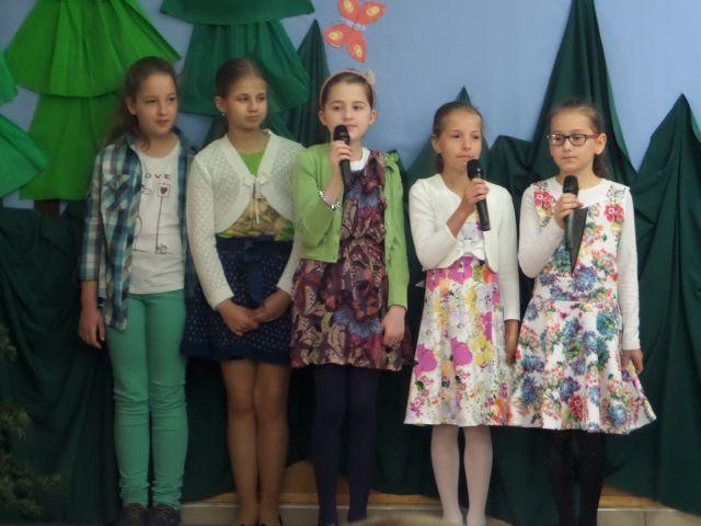 Oglądasz obraz z artykułu: Obchody Dnia Ziemi w naszej szkole