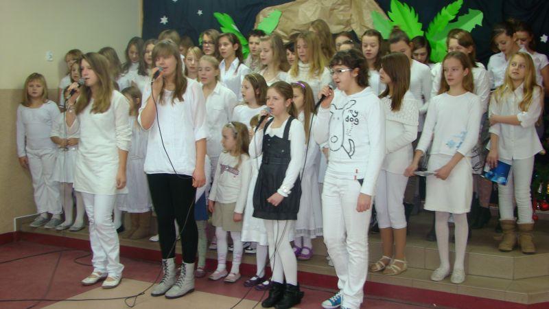 Oglądasz obraz z artykułu: Jasełka 2011