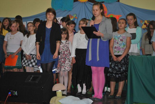 Oglądasz obraz z artykułu: Młodzież z Siedlca wystąpiła w Karnie