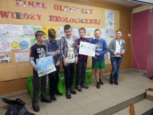 Oglądasz obraz z artykułu: Finał Olimpiady Ekologicznej