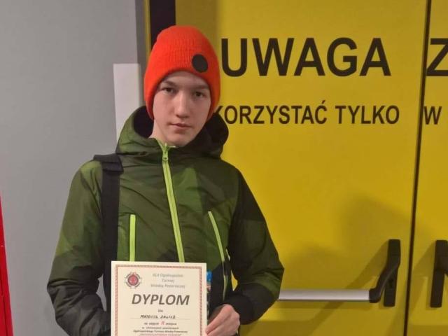 Oglądasz obraz z artykułu: Ogólnopolski Turniej Wiedzy Pożarniczej 2019