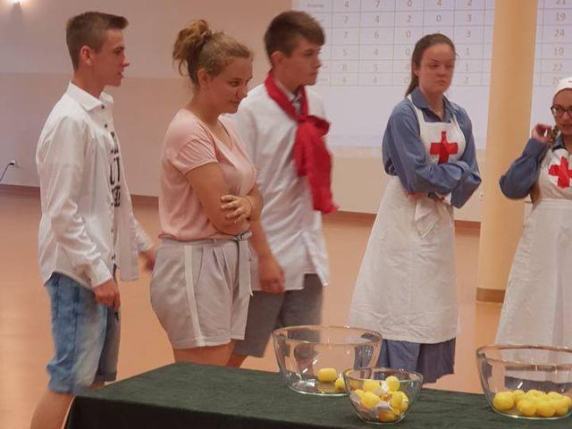 Oglądasz obraz z artykułu: Finał XVIII Konkursu Wiedzy o Powiecie Wolsztyńskim