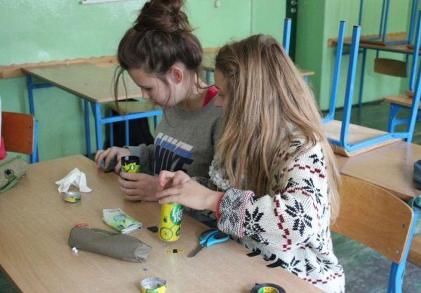 Oglądasz obraz z artykułu: Projekty edukacyjne w naszej szkole - rok trzeci