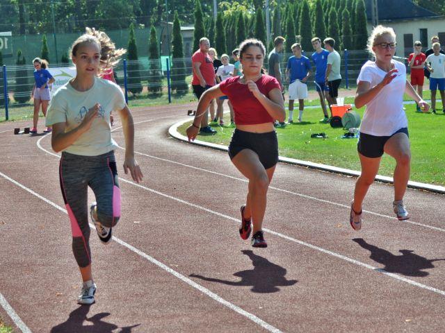 Oglądasz obraz z artykułu: Sportowcy nie zwalniają tempa!