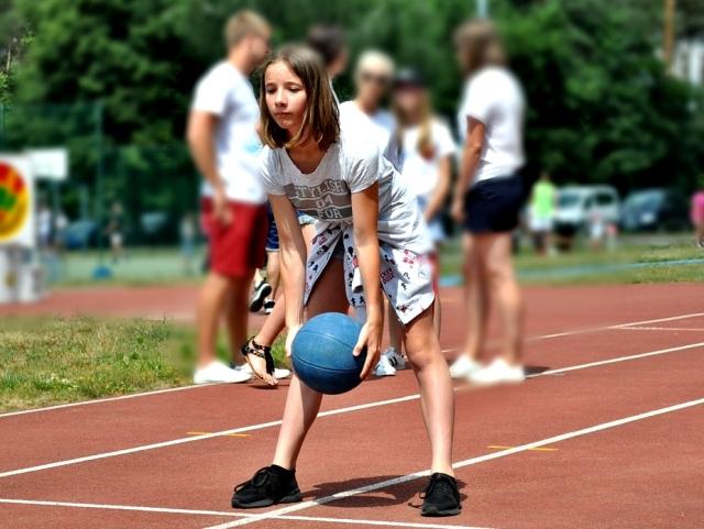 Oglądasz obraz z artykułu: Na sportowo, na wesoło!