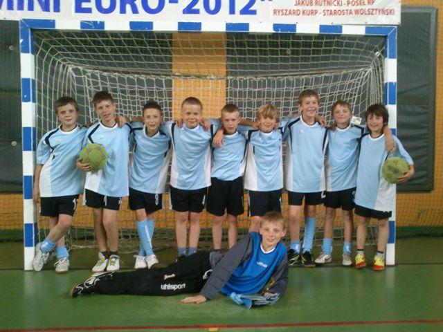 Oglądasz obraz z artykułu: Mini Euro 2012