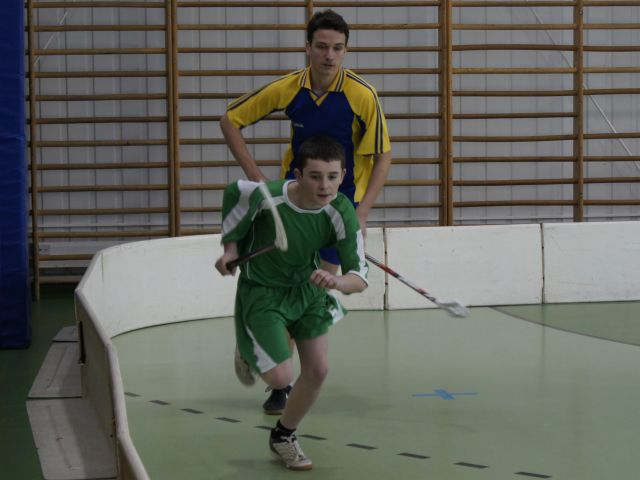 Oglądasz obraz z artykułu: Mistrzostwa Powiatu Wolsztyńskiego w unihokeju.