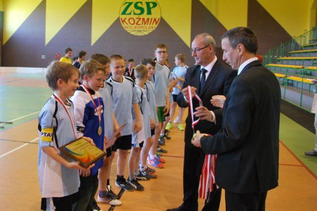 Oglądasz obraz z artykułu: Uczniowie SP Siedlec mistrzami województwa