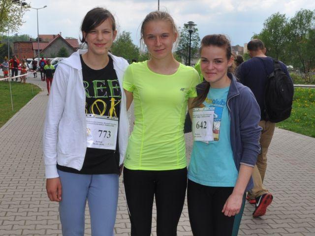 Oglądasz obraz z artykułu: Biegamy, biegamy!!!