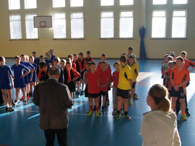 Oglądasz obraz z artykułu: Wydarzenia sportowe w szkole pdostawowej