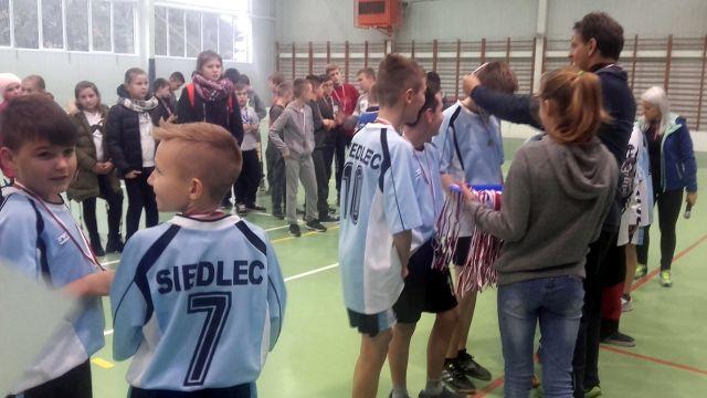 Oglądasz obraz z artykułu: Mistrzostwa Powiatu Wolsztyńskiego w Unihokeju Szkół Podstawowych