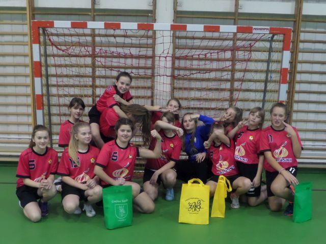 Oglądasz obraz z artykułu: Gwiazdkowy Turniej w Piłkę Ręczną Dziewcząt