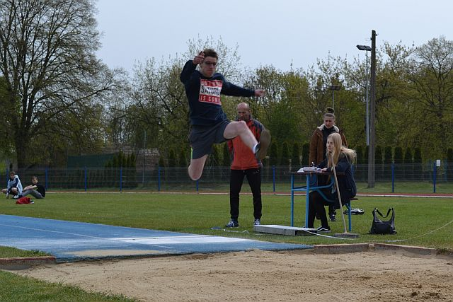Oglądasz obraz z artykułu: Lekkoatletyczne Mistrzostwa Powiatu