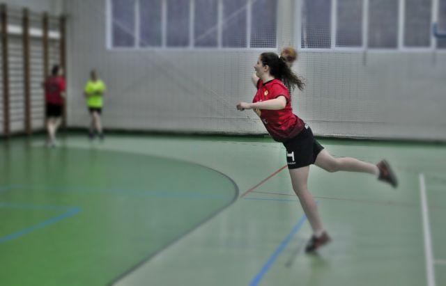 Oglądasz obraz z artykułu: Piłka ręczna jest kobietą!