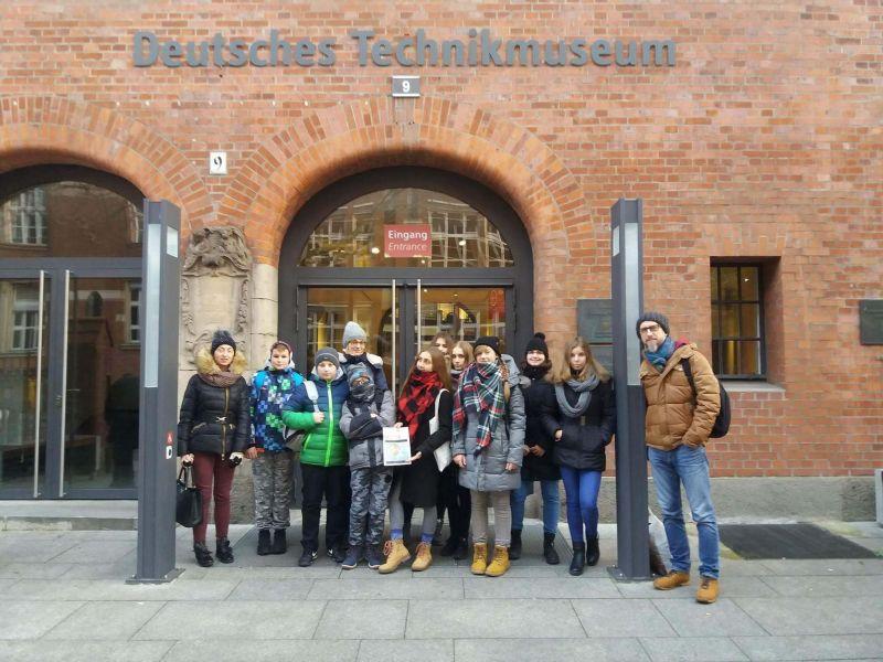 Oglądasz obraz z artykułu: 'Marzenie o lataniu' - warsztaty w Niemczech