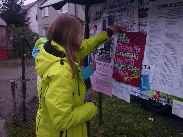 Oglądasz obraz z artykułu: Jak młodzież gimnazjalna podnosiła frekwencję wyborczą