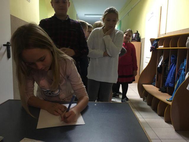 Oglądasz obraz z artykułu: Wybory do Rady Samorządu Uczniowskiego