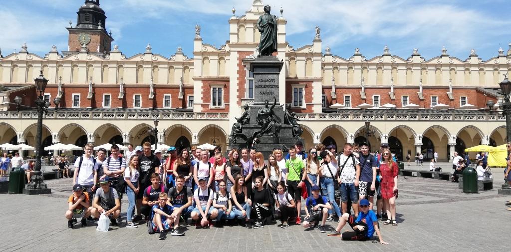 Oglądasz obraz z artykułu: Wycieczka do Krakowa