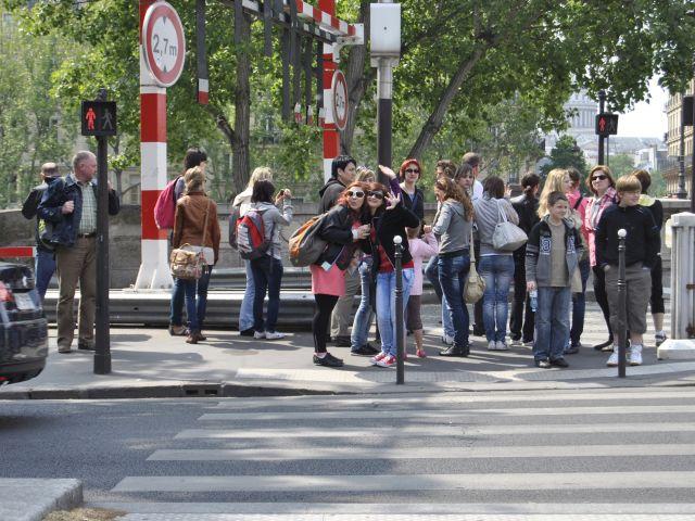 Oglądasz obraz z artykułu: Poznaliśmy uroki Paryża