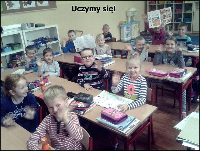 Oglądasz obraz z artykułu: W szkole jest fajnie!